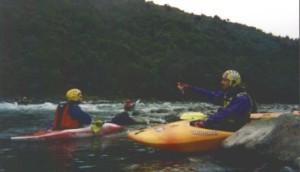 20021013 Kayaking_Hurunui
