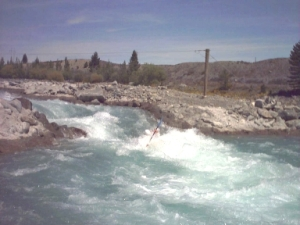 20041107 Tekapo_Botton_Rapids