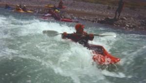 20030119 Kayaking_Waiau