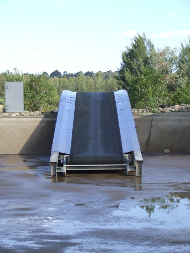 20100927 Penrith White Water Course Conveyor Belt