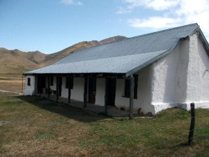 The old Acheron Accommodation House