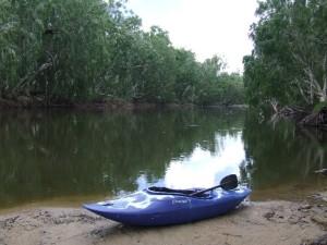 The Dagger GT somewhere near Nebo, Queensland